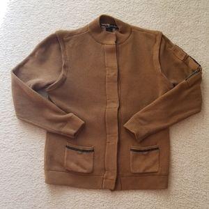 Jamie Sadock Convertible Golf Sweater Jacket Vest